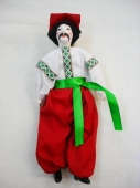 """кукла """"Казак"""" (h-20 см)"""