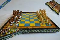 Шахматы-шашки-нарды