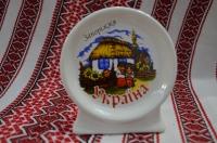 тарелка на подставке 01